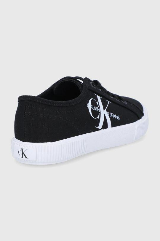 Calvin Klein Jeans - Tenisówki Cholewka: Materiał tekstylny, Wnętrze: Materiał tekstylny, Podeszwa: Materiał syntetyczny