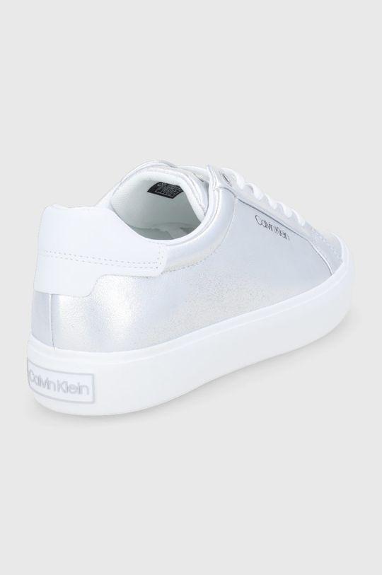 Calvin Klein - Kožené boty  Svršek: Přírodní kůže Vnitřek: Textilní materiál Podrážka: Umělá hmota