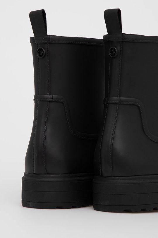 Calvin Klein - Kalosze Cholewka: Materiał syntetyczny, Wnętrze: Materiał tekstylny, Podeszwa: Materiał syntetyczny