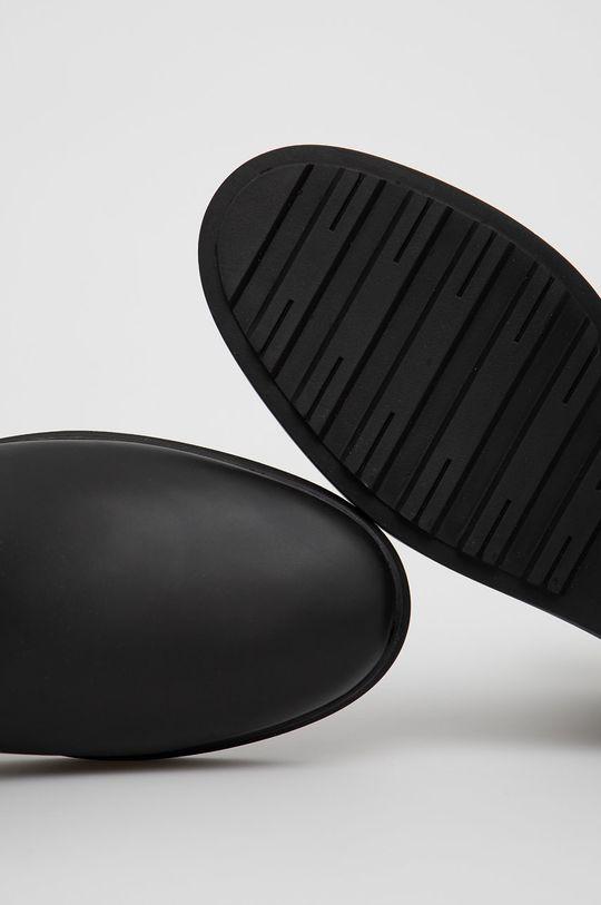 czarny Calvin Klein - Kalosze