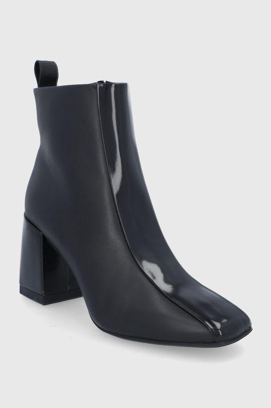 Calvin Klein - Botki czarny
