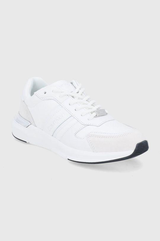 Calvin Klein - Buty biały
