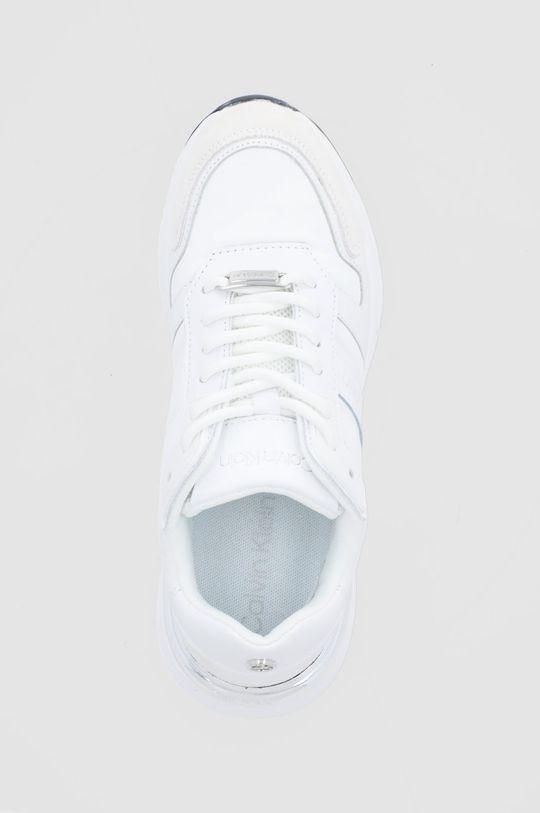 biały Calvin Klein - Buty