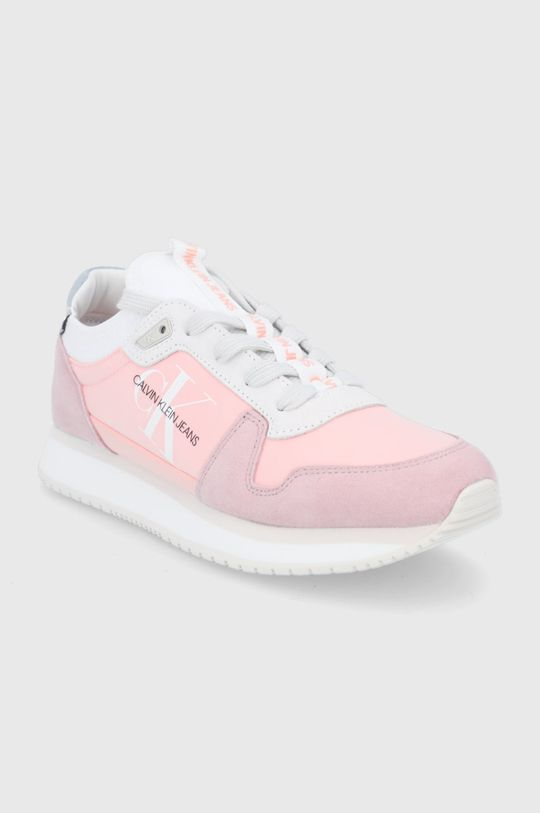 Calvin Klein Jeans - Buty różowy