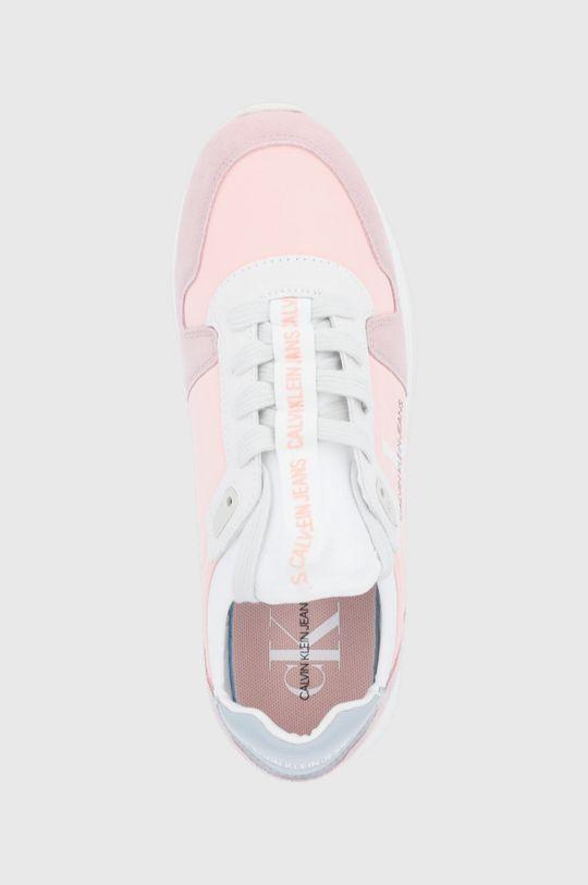 różowy Calvin Klein Jeans - Buty