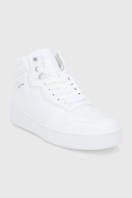 Calvin Klein Jeans - Buty biały