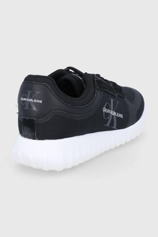 Calvin Klein Jeans - Buty Cholewka: Materiał syntetyczny, Materiał tekstylny, Skóra naturalna, Wnętrze: Materiał tekstylny, Podeszwa: Materiał syntetyczny