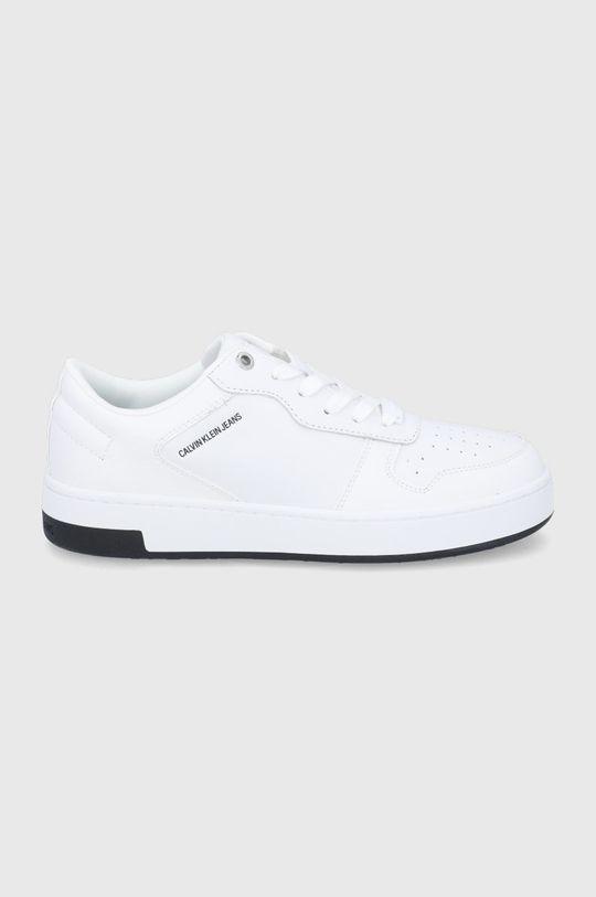 biały Calvin Klein Jeans - Buty Damski