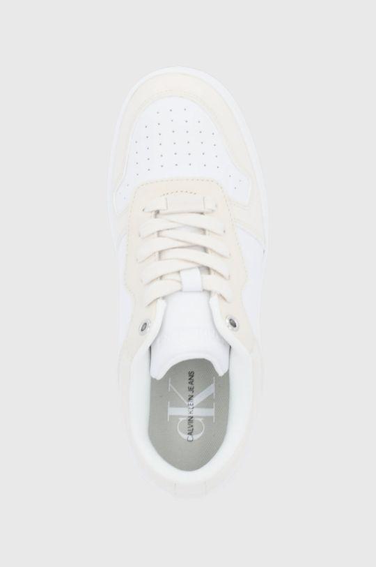 biały Calvin Klein Jeans - Buty