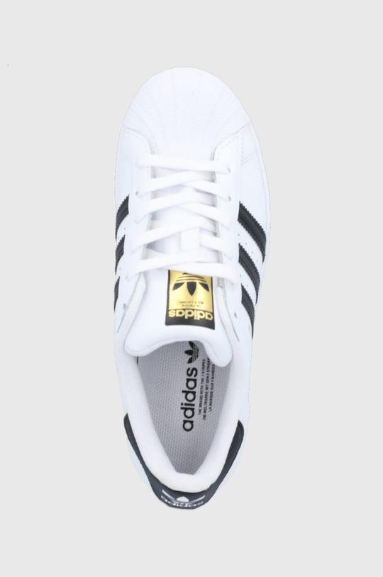 fehér adidas Originals - Cipő SUPERSTAR