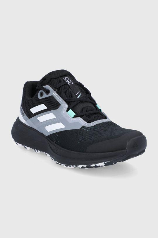 adidas Performance - Topánky TERREX TWO FLOW čierna