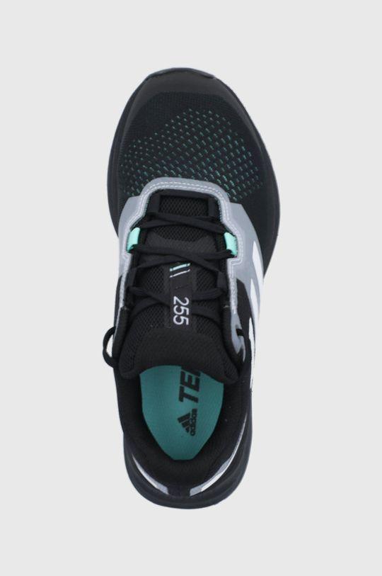 čierna adidas Performance - Topánky TERREX TWO FLOW