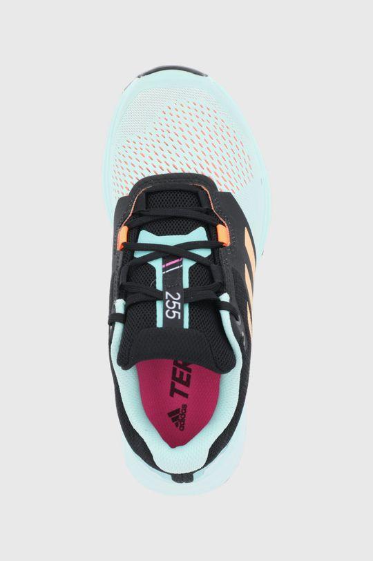 světle tyrkysová adidas Performance - Boty Terrex Two Flow W