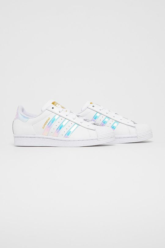 adidas Originals - Buty Superstar biały