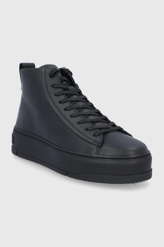 Vagabond - Buty skórzane Judy czarny