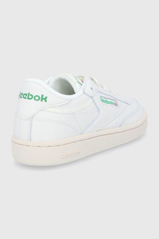 Reebok Classic - Buty Club C 85 Cholewka: Skóra naturalna, Wnętrze: Materiał tekstylny, Podeszwa: Materiał syntetyczny