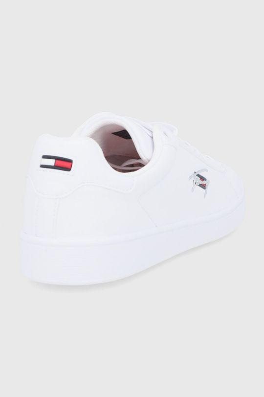 Tommy Jeans - Kožené boty  Svršek: Umělá hmota, Přírodní kůže Vnitřek: Textilní materiál Podrážka: Umělá hmota