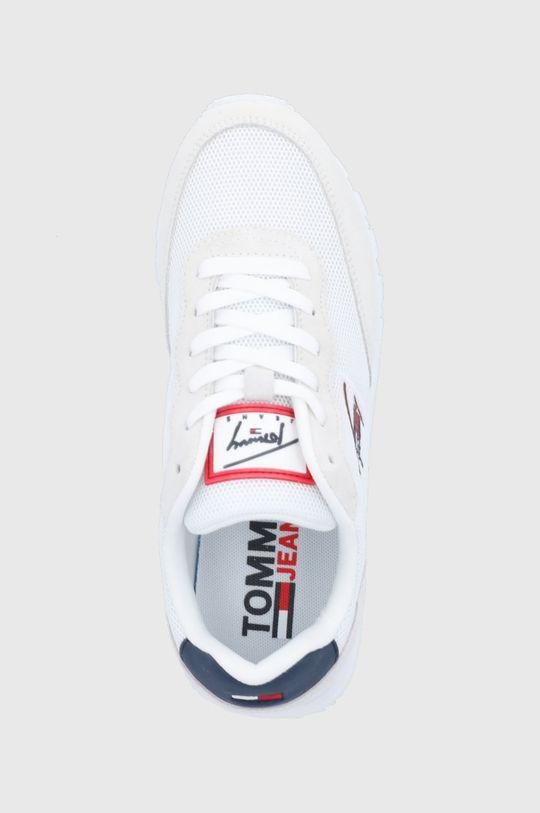 bílá Tommy Jeans - Boty