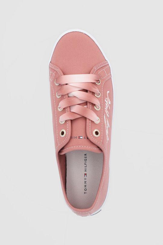 różowy Tommy Hilfiger - Tenisówki