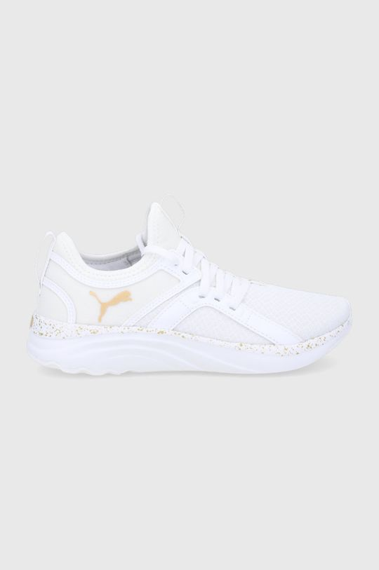 biały Puma - Buty Softride Sophia Shimmer Damski