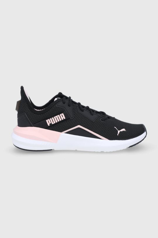 czarny Puma - Buty Platinum Shimmer Damski