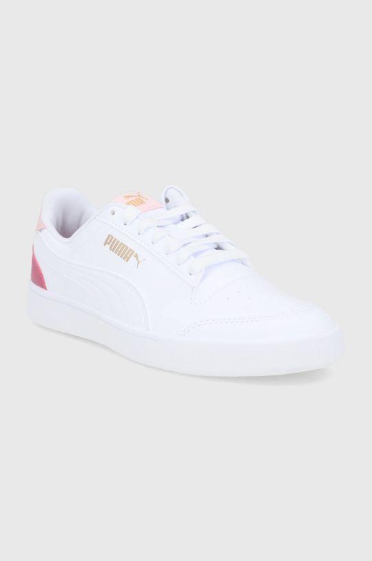 Puma - Buty Shuffle biały