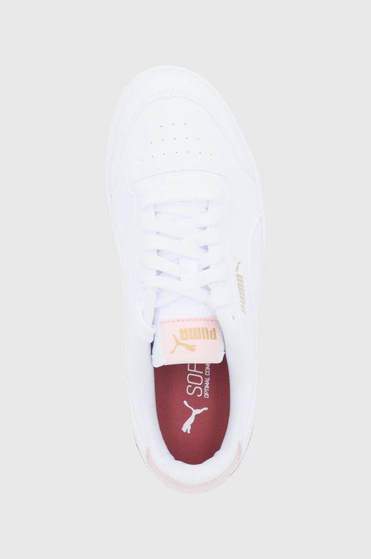 biały Puma - Buty Shuffle