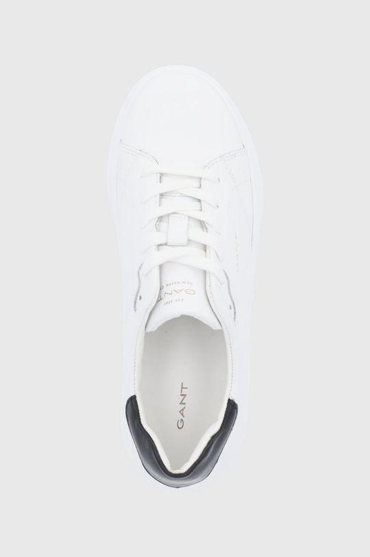 biały Gant - Buty skórzane Coastride