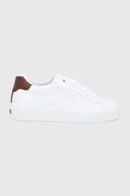 bílá Gant - Kožené boty Legalily Dámský