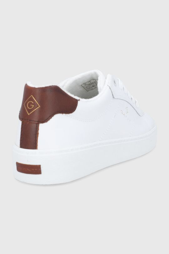 Gant - Kožené boty Legalily  Svršek: Přírodní kůže Vnitřek: Textilní materiál, Přírodní kůže Podrážka: Umělá hmota