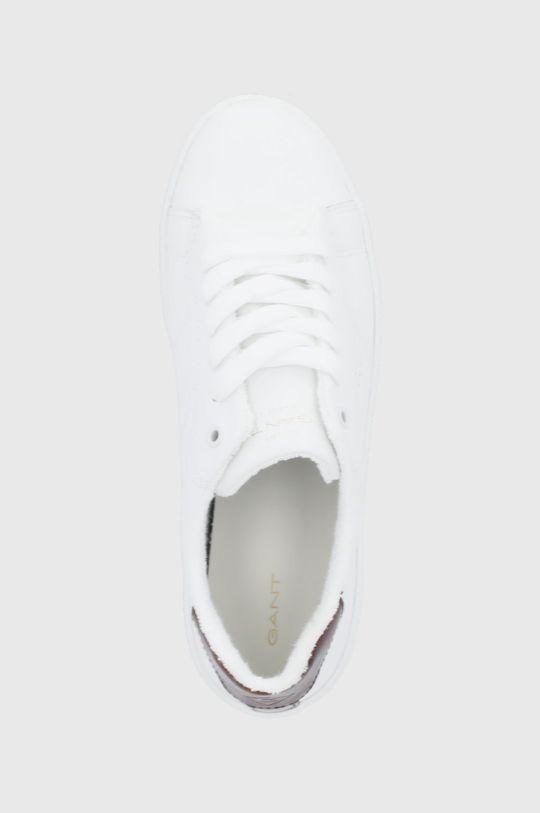 bílá Gant - Kožené boty Legalily