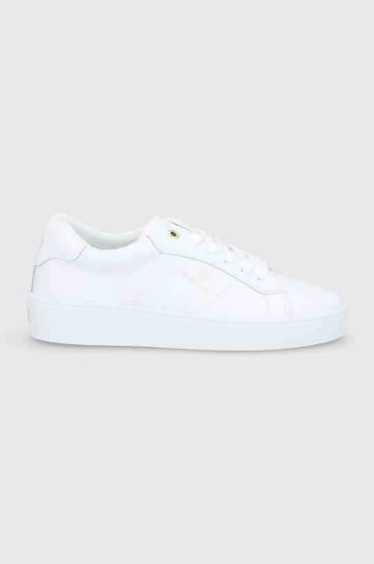 bílá Gant - Kožené boty Lagalilly Dámský
