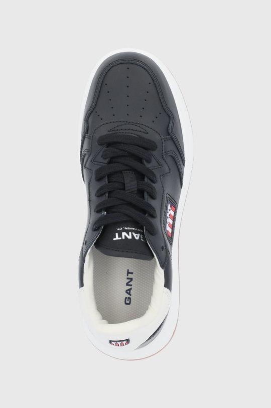 czarny Gant - Buty skórzane Yinsy