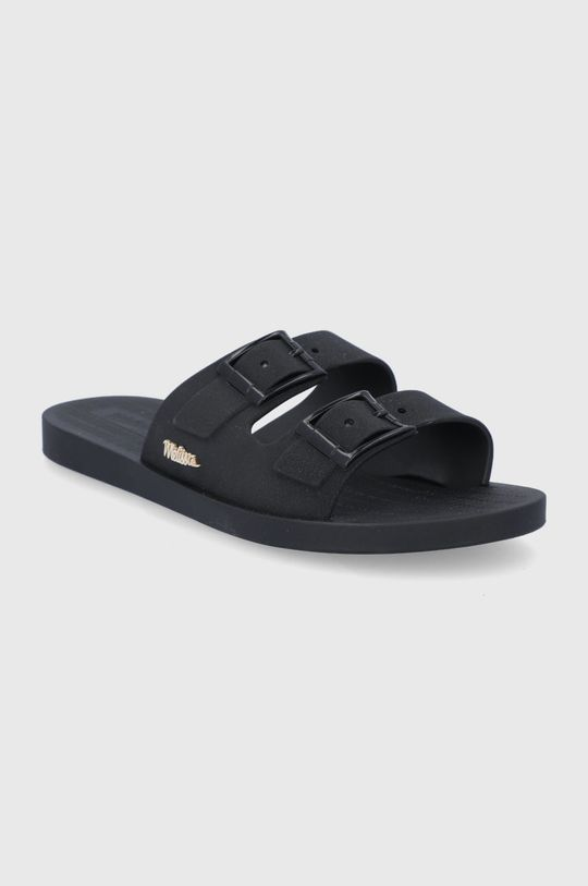 Melissa - Pantofle Sun Oportunidade černá