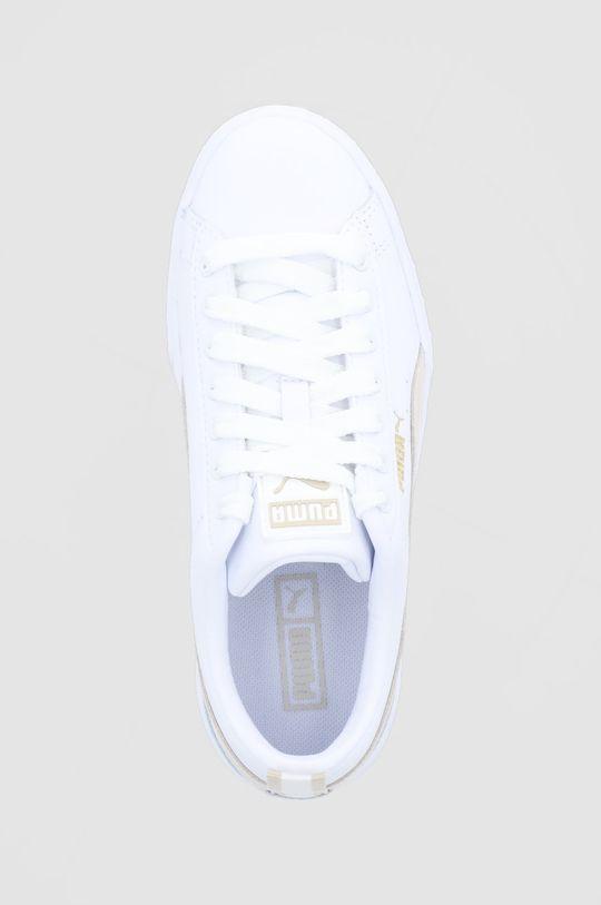 biały Puma - Buty Mayze