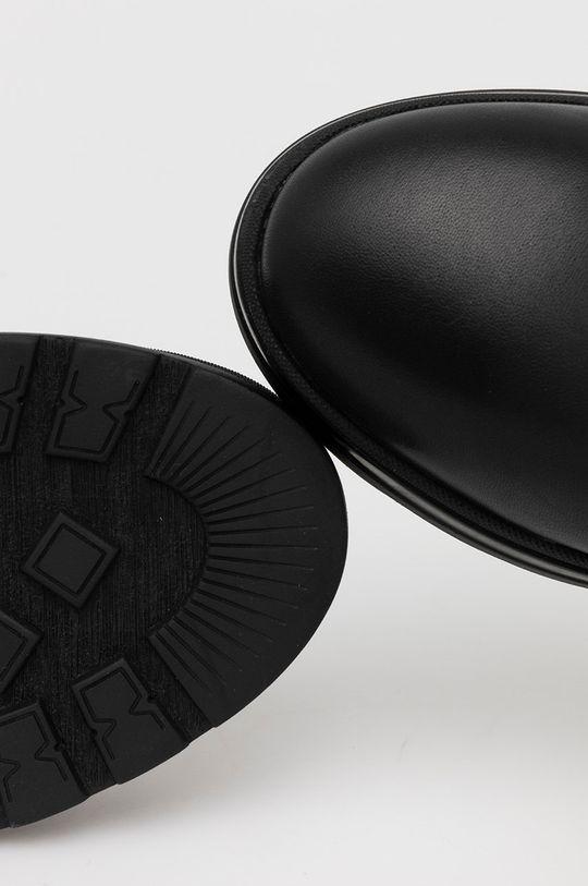 negru Gant - Bocanci de piele Windpeak
