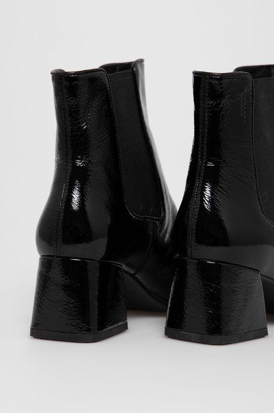 Vagabond - Kožené kotníkové boty ALICE  Svršek: Přírodní kůže Vnitřek: Přírodní kůže Podrážka: Umělá hmota
