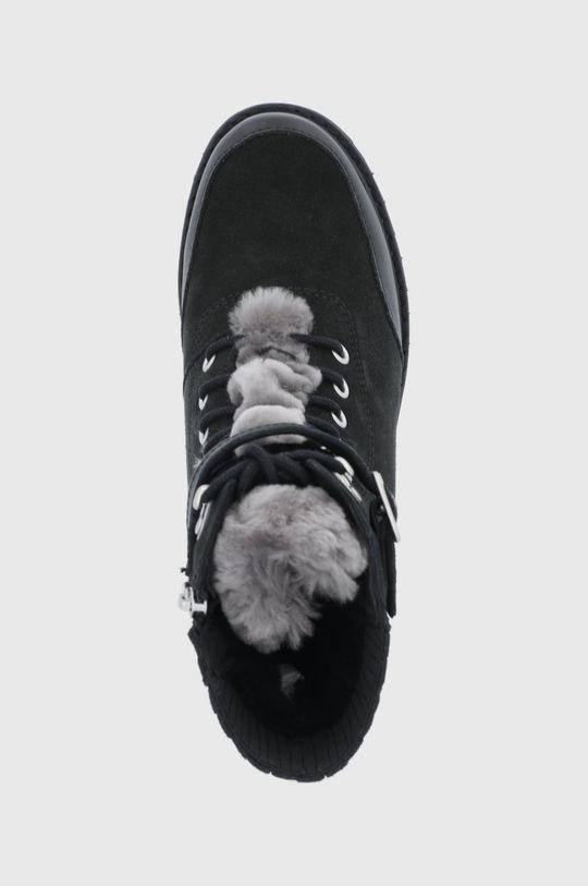 czarny Emu Australia - Botki zamszowe Waldron