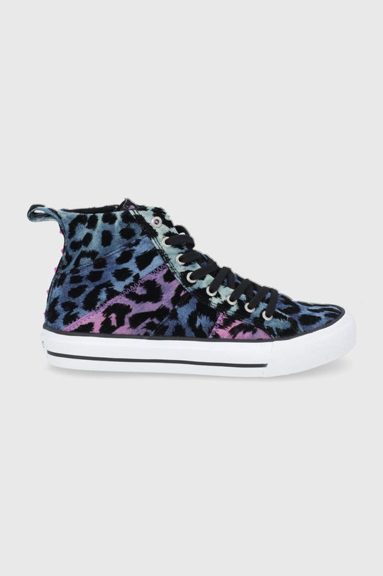 μπλε Desigual - Πάνινα παπούτσια Γυναικεία