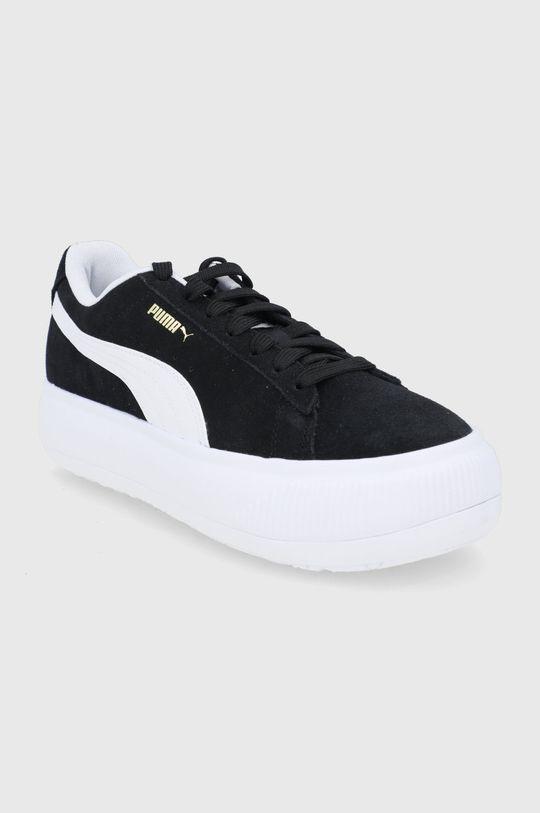 Puma - Buty Suede Mayu czarny