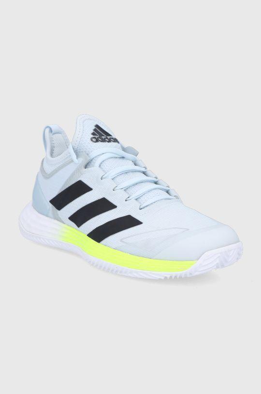adidas Performance - Buty adizero Ubersonic 4 jasny szary