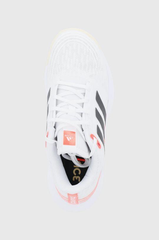 biały adidas Performance - Buty Novaflight