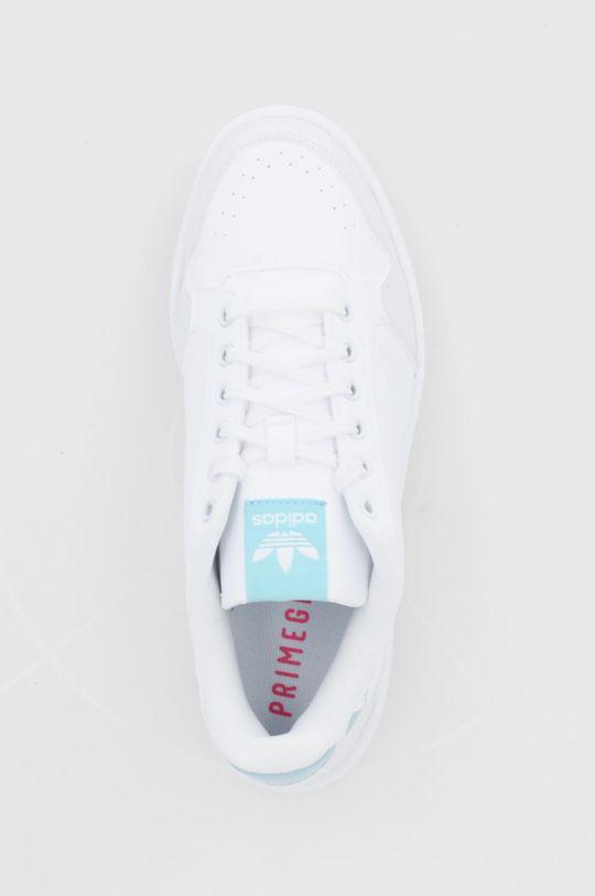 biela adidas Originals - Topánky NY 90