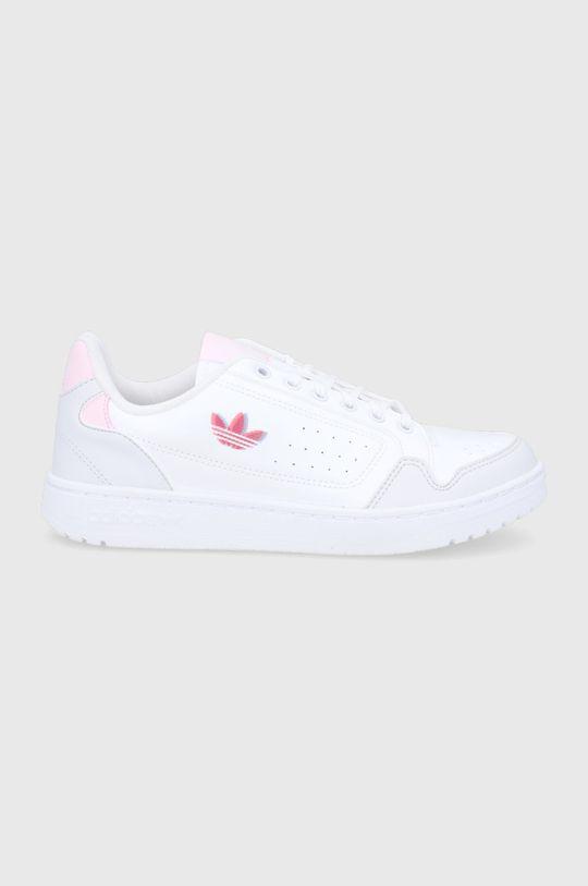 biela adidas Originals - Topánky NY 90 Dámsky