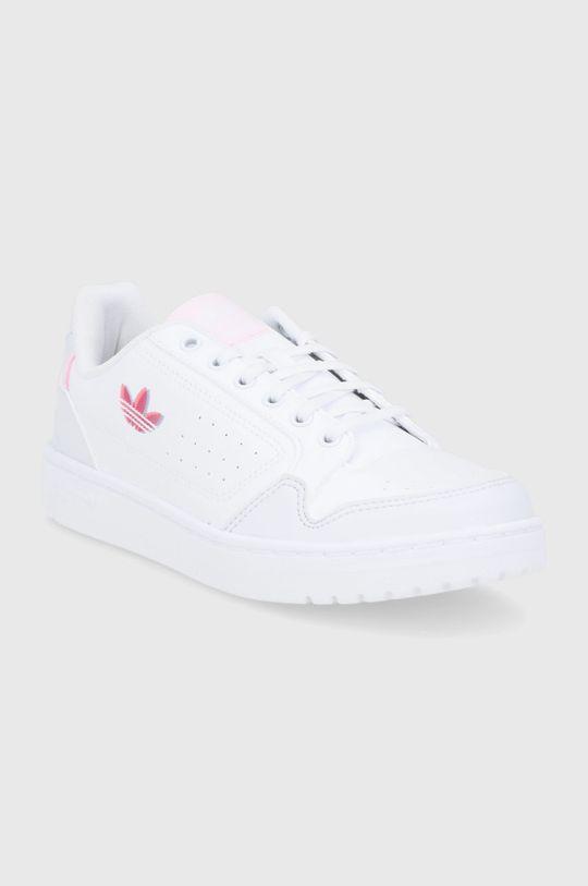 adidas Originals - Topánky NY 90 biela