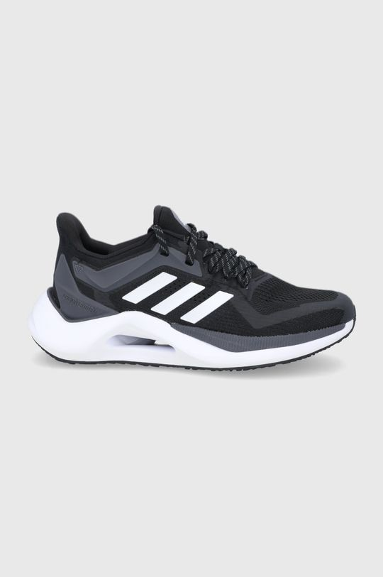 czarny adidas Performance - Buty ALPHATORSION 2.0 Damski