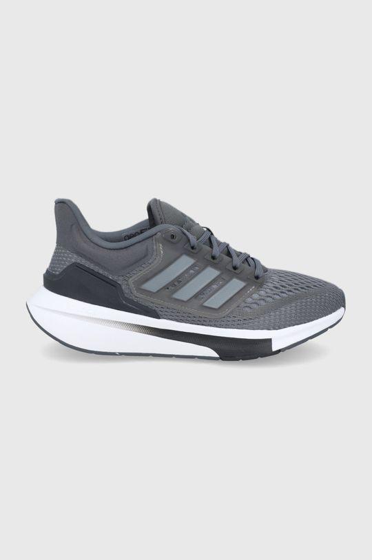 šedá adidas - Boty EQ21 RUN Dámský