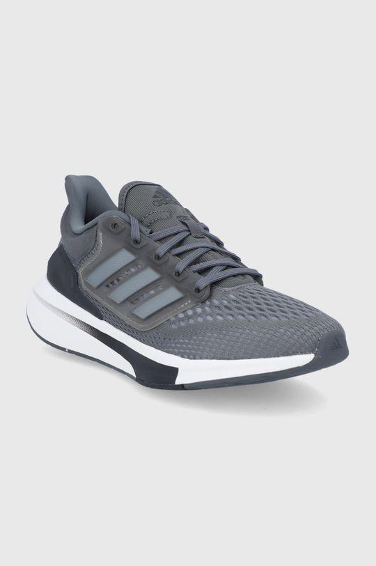 adidas - Boty EQ21 RUN šedá