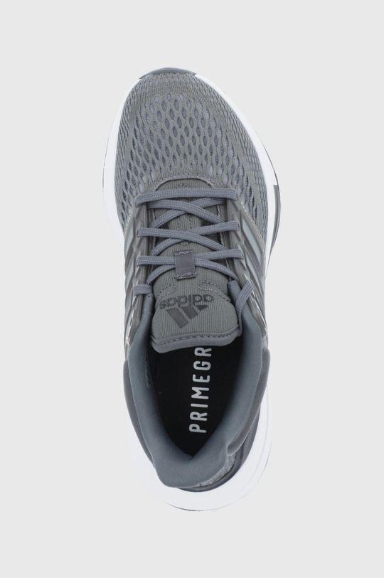 šedá adidas - Boty EQ21 RUN