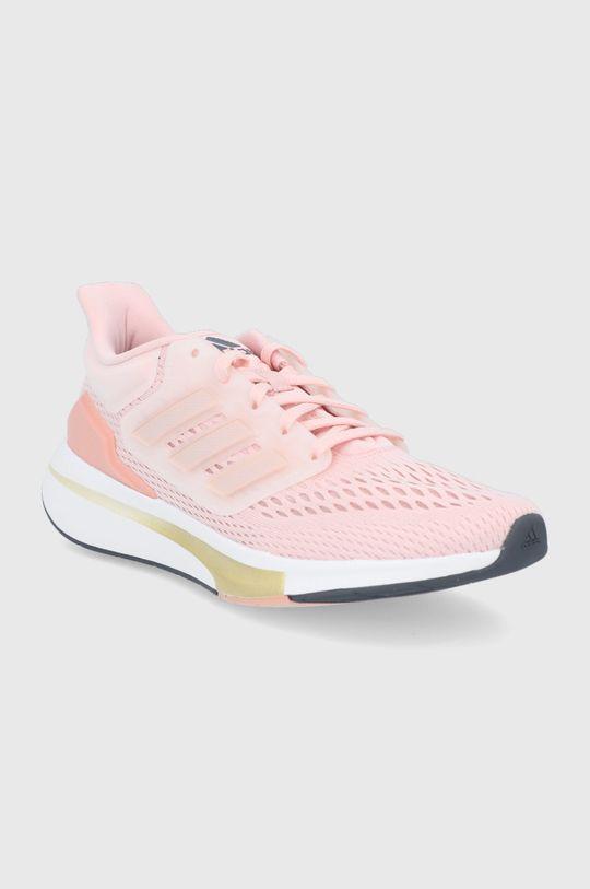 adidas - Buty EQ21 RUN różowy